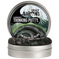 Thinking putty, dragon scales