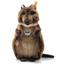 Skippy quokka, brown