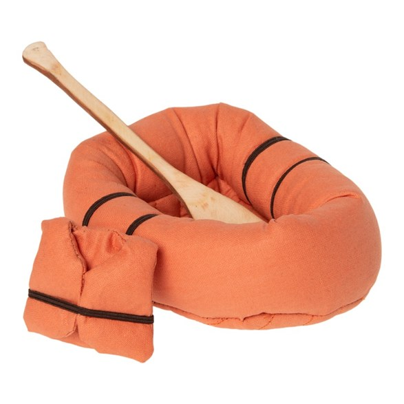 Rubber boat, mouse