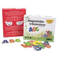 Magnetiska bokstäver