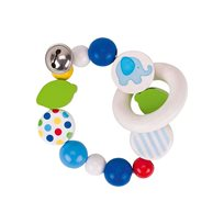 Touch ring, elastic ball