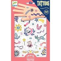 Tattoo, sweet dreams