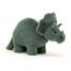 Fossilly triceratops, medium