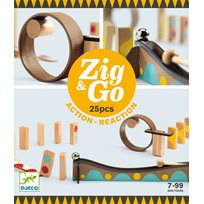Zig & go, 25 pcs