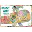 Puzzle art whale, 150 pcs