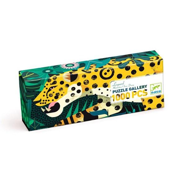Puzzle leopard, 1000 pcs