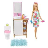 Barbie Badrum & Docka