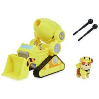 Paw Patrol movie themed vehicle Rubble