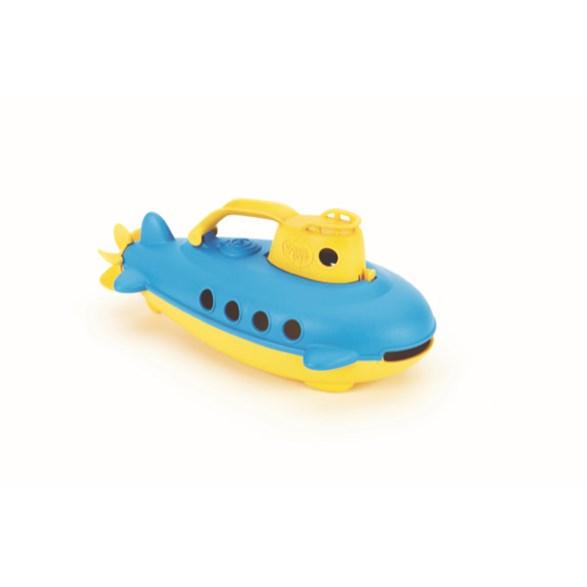 Ubåt, gult handtag