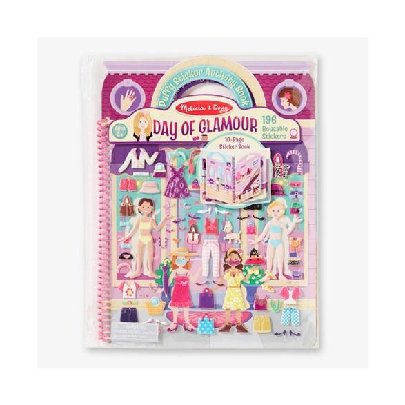 Återanvändningsbara 3d-Stickers, Glamour
