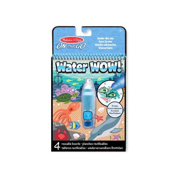 Water Wow, Under Ytan