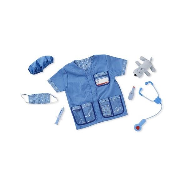 Utklädningskläder, Veterinär