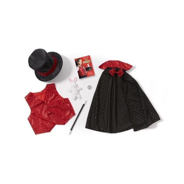 Utklädningskläder, Magiker