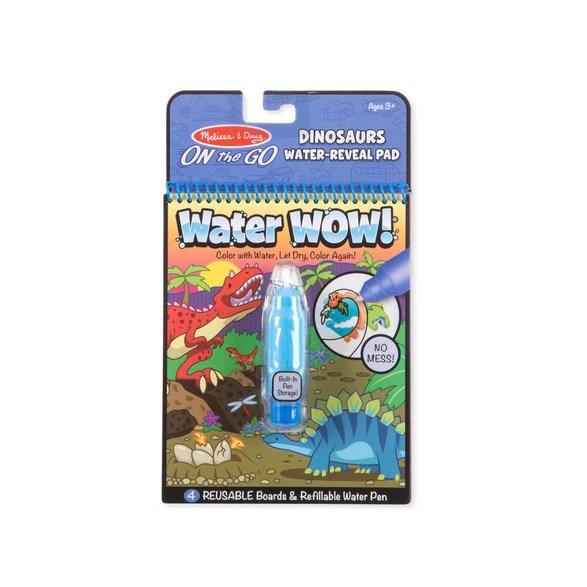 Water Wow, Dinosaur