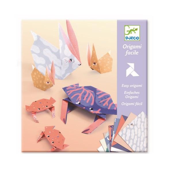 Origami, Family