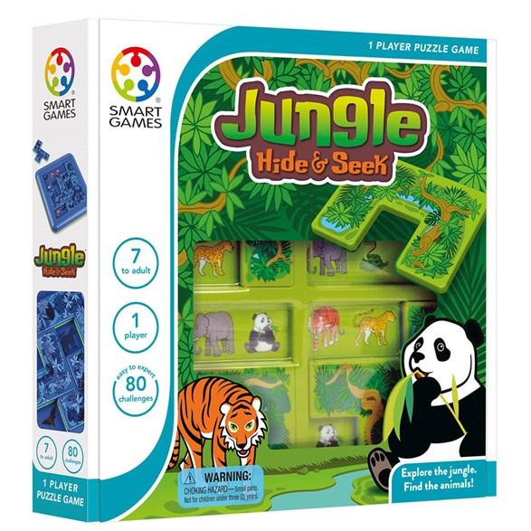 Hide And Seek Jungle