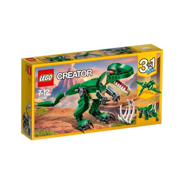Creator - Mäktiga Dinosaurier