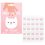 Cookie The Cat Nail Stickers