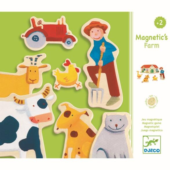 Magnetfigurer, Farm