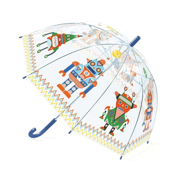 Paraply, Robots
