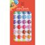 Vattenfärg gouache, 36 färger