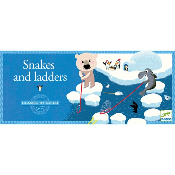 Spel, Snake And Ladders
