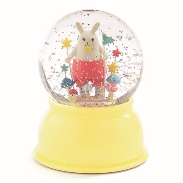 Nattlampa, Small Rabbit