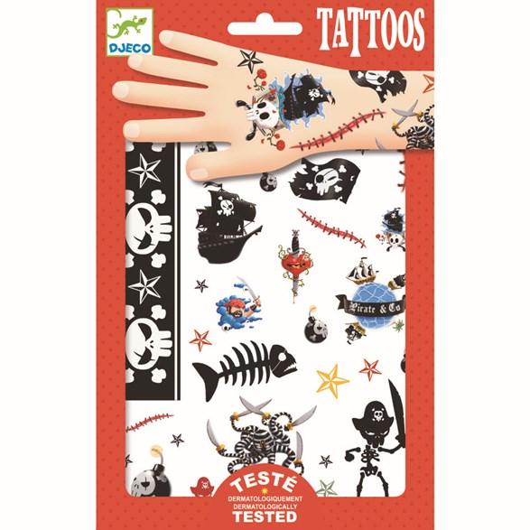 Tatuering, Pirates