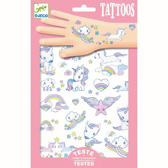 Tatuering, Unicorns