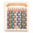 Mini Metallic Pencils Chichi