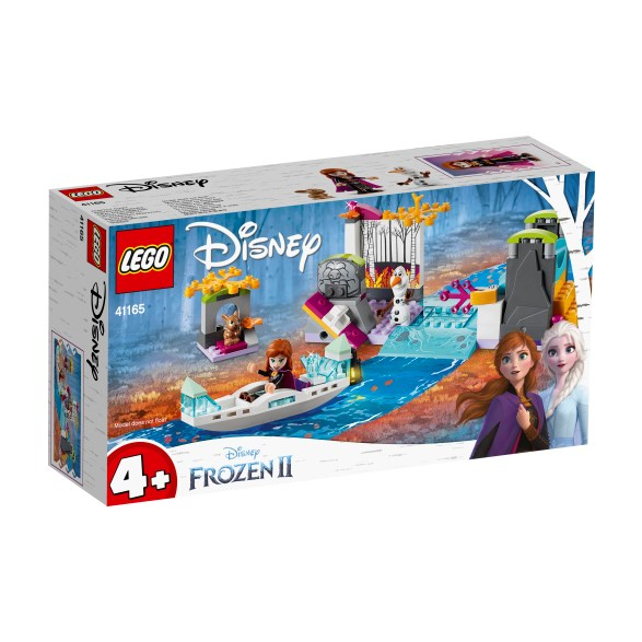 Disney - Annas Kanotexpedition