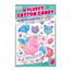 Scented Scratch Stickers, Fluffy Cotton Candy