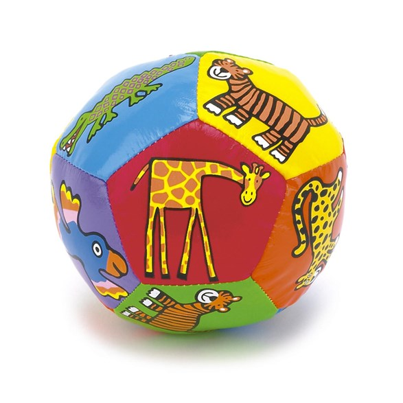 Jungly tails, boing ball