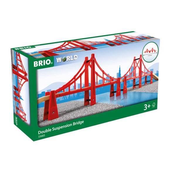 Hängbro till järnväg