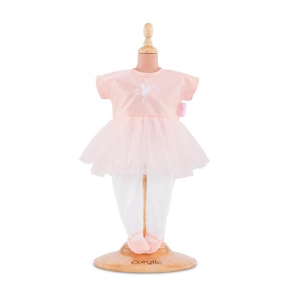 Ballerinadräkt 30 cm, Rosa
