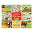 Återanvändningsbara Stickers, Farm