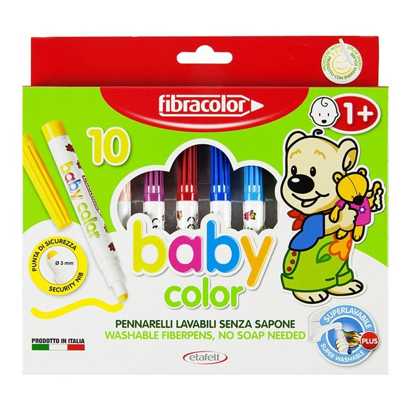 Baby Color, 10-P