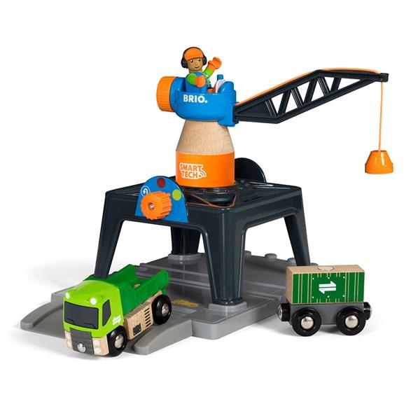 Smart Tech Container Crane