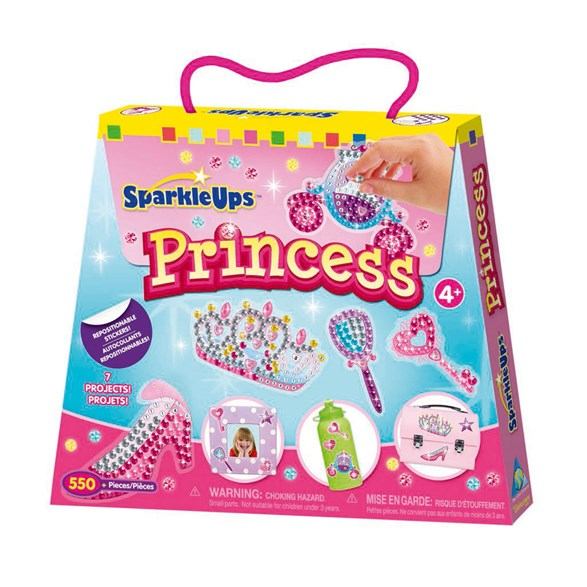 Sticky Mosaics, Sparkle Up Princess