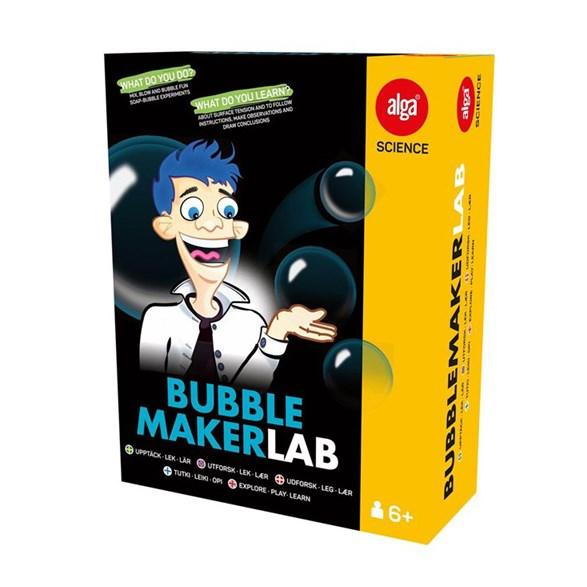 Bubble Maker Lab