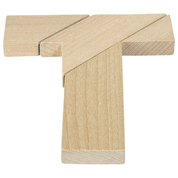 T-Form, Träpussel