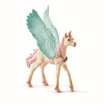 Enhörning Pegasus, Föl