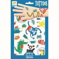 Tatuering, Snouts