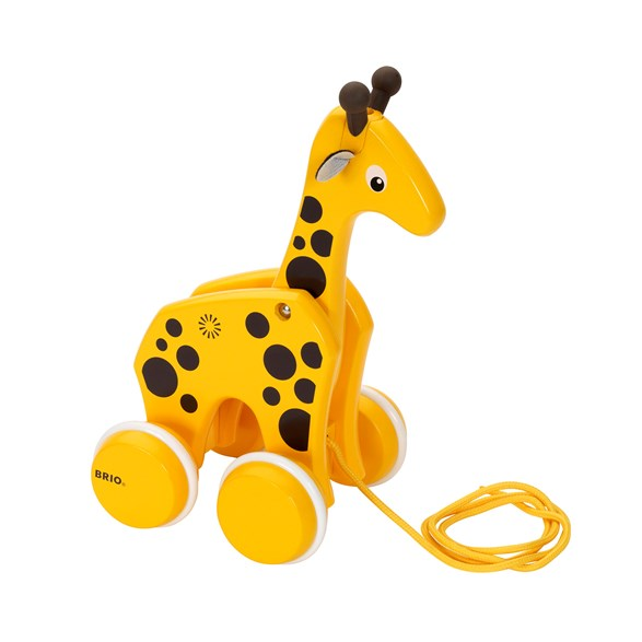 Dragdjur giraff