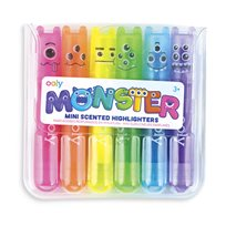 Monster, Mini Scented Highlighters