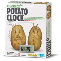 Green Science, Potato Clock