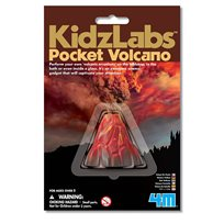 Kidzlabs, Pocket Volcano