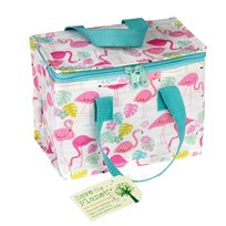 Flamingo bay lunch bag