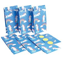 Magical Unicorn Party Bags (Set Of 6)