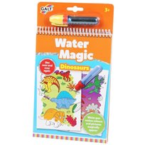 Water Magic, Dinos